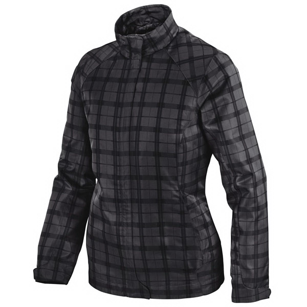 Promotional Ladies' North End Sport (R) Lightweight City Plaid Jacket