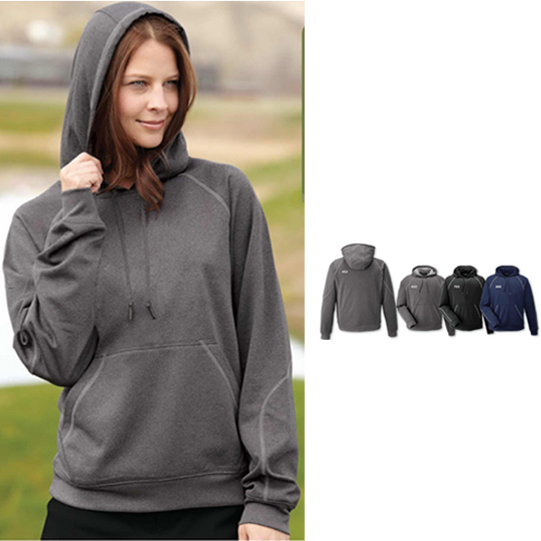 Promotional Adult North End (R) Pivot Performance Fleece Hoody