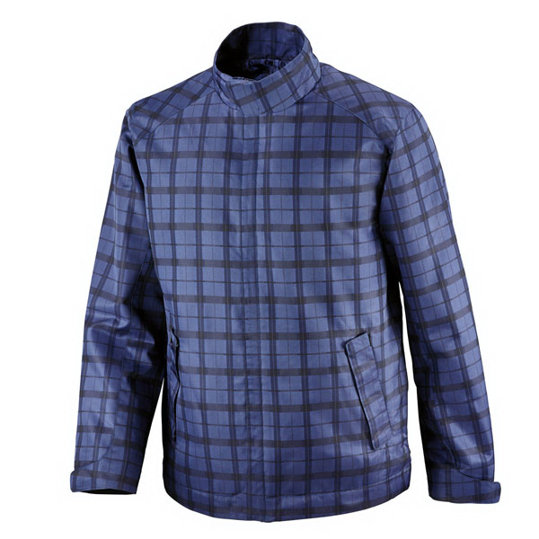 Promotional Men's North End Sport (R) Lightweight City Plaid Jacket