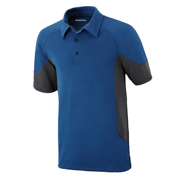Custom Men's North End Sport (R) Performance Melange Jersey Polo