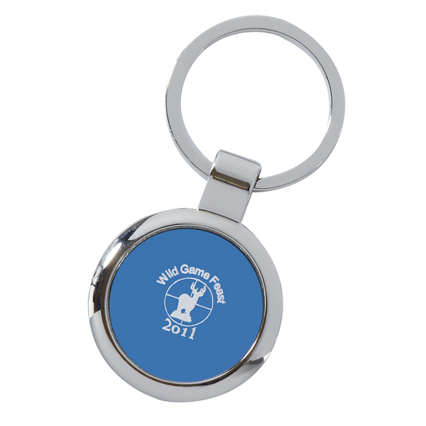 Customized Round Keytag