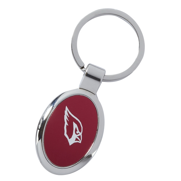 Promotional Oval Keytag
