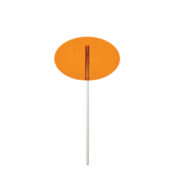 Customized Oval Fun Size Price Buster Lollipop