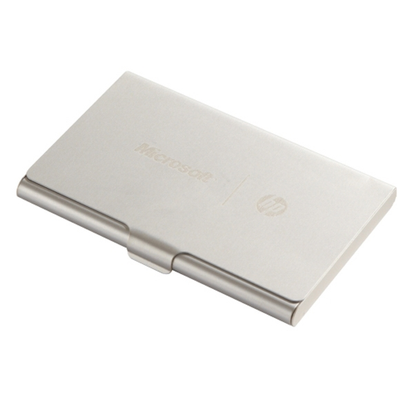 Personalized Slim Card Holder