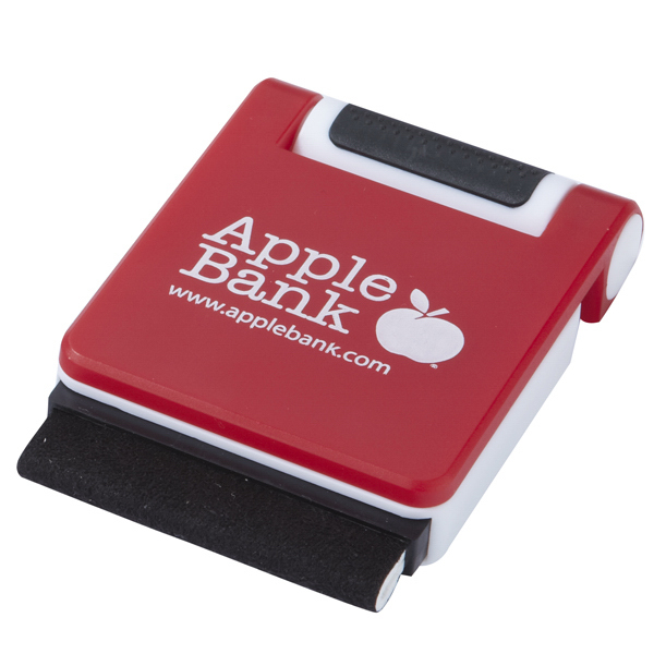 Imprinted Cell Phone Holder and Cleaner