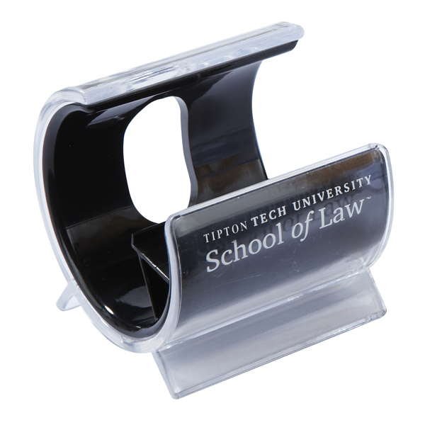 Personalized Clam Cell Phone Holder