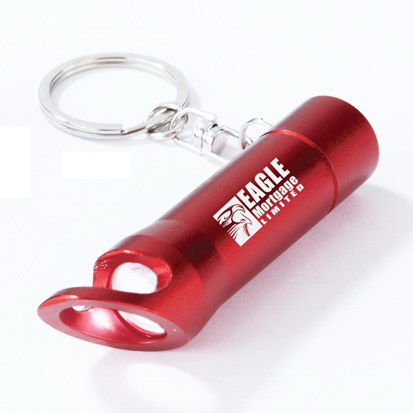 Printed Bottle Opener Keylight
