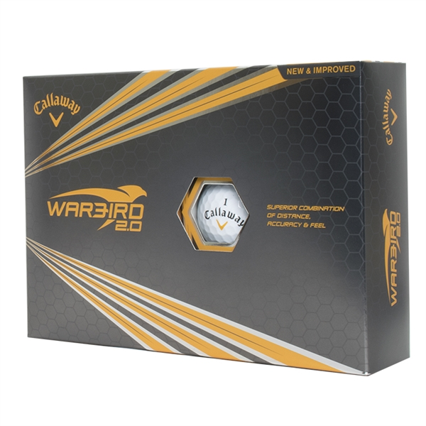 Custom Callaway Warbird 2.0 Golf Ball