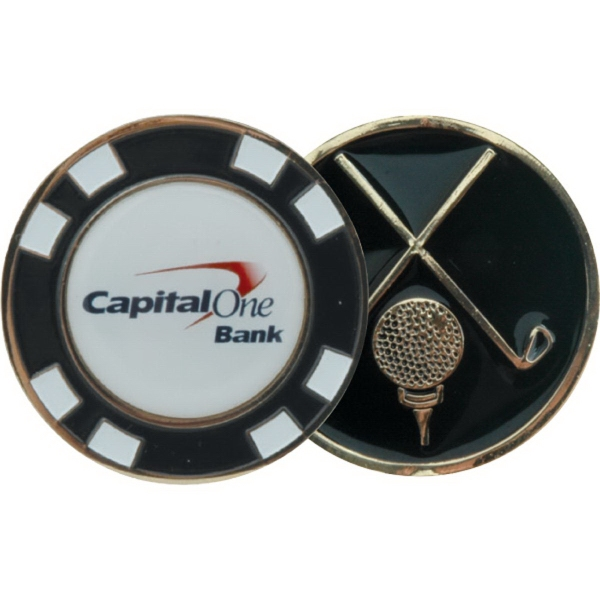 Promotional Metal Poker Chip Ball Markers