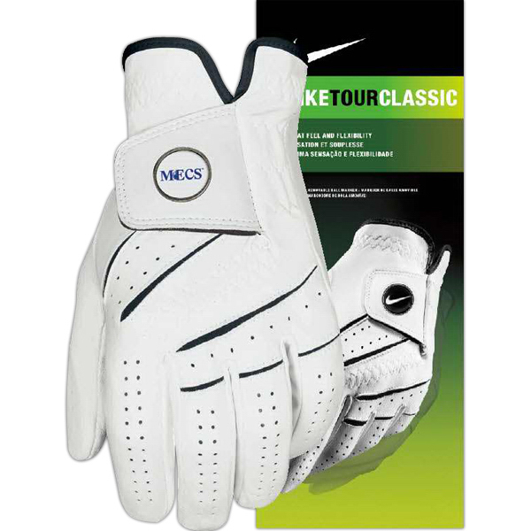 Printed Nike Custom Ball Marker Glove