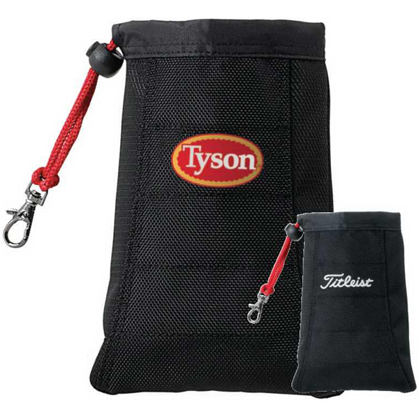 Imprinted Titleist Valuables Pouch