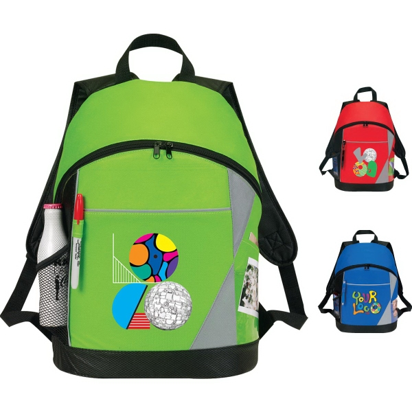Personalized An eGREEN Backpack