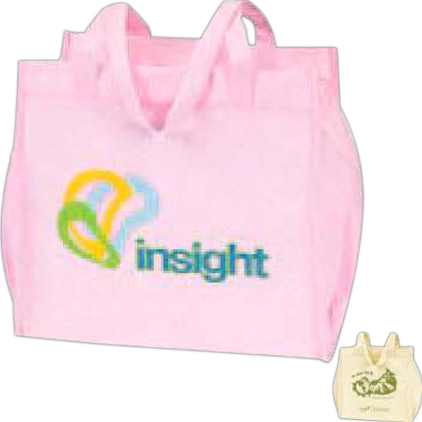 Imprinted An eGREEN All-Purpose Tote
