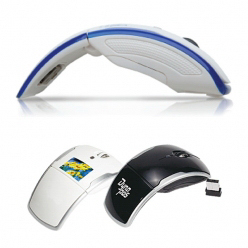 Personalized Folding Wireless Mouse