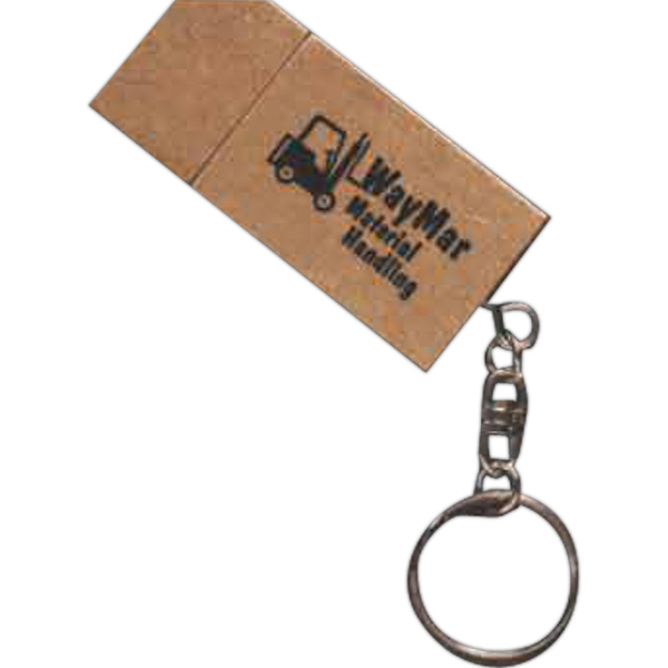 Personalized ECO Friendly USB Flash Drive