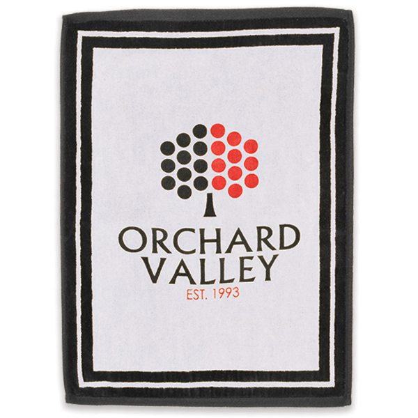 "Promotional Jacquard Border Towel 16"" x 22"""