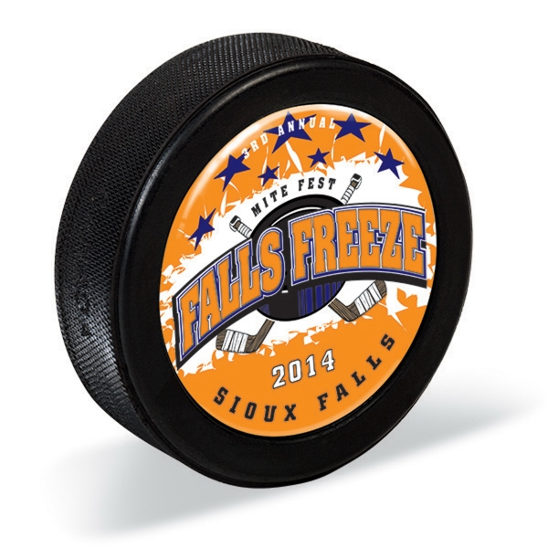 Personalized Hockey Puck