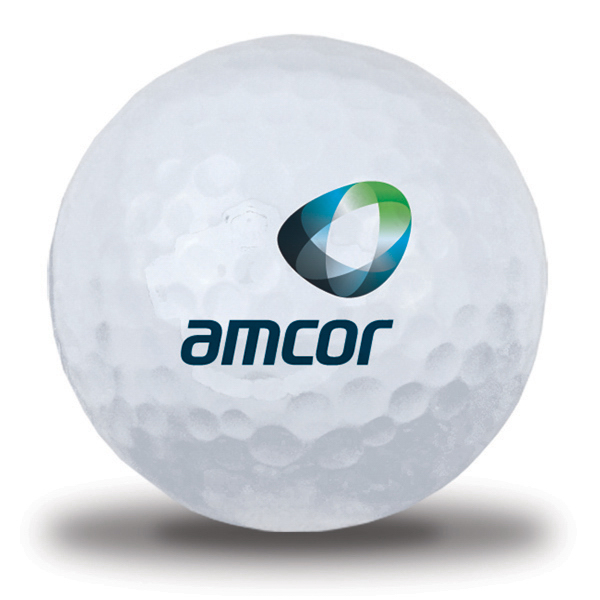 Printed Printed Golf Ball - Bulk
