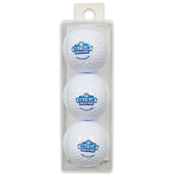 Printed Golf Ball Sleeve