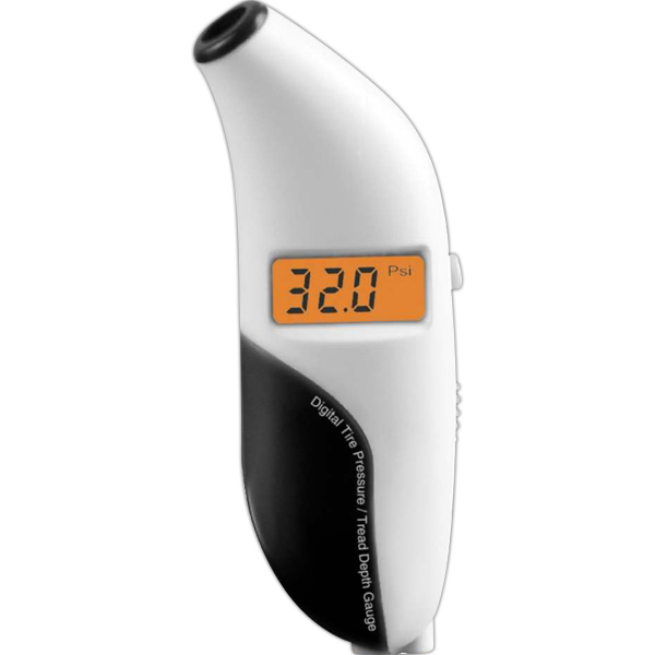 Personalized Digital Tire Gauge