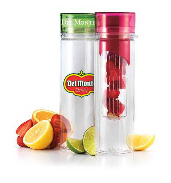 Personalized Del Monti Water Bottle