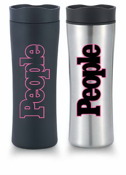 Imprinted Rocker Stainless steel tumbler