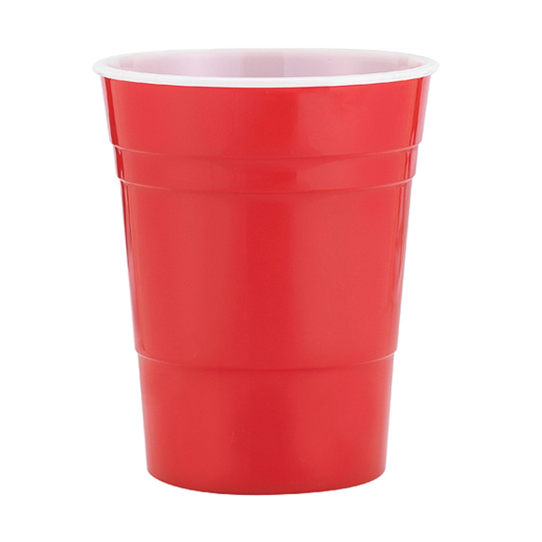 Promotional Reusable Plastic Party Cup