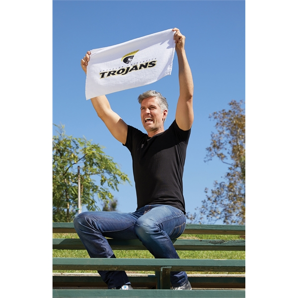 Personalized Promotional Rally Towel