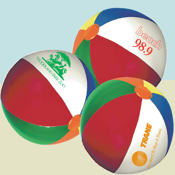 Personalized Beach Ball Jr.