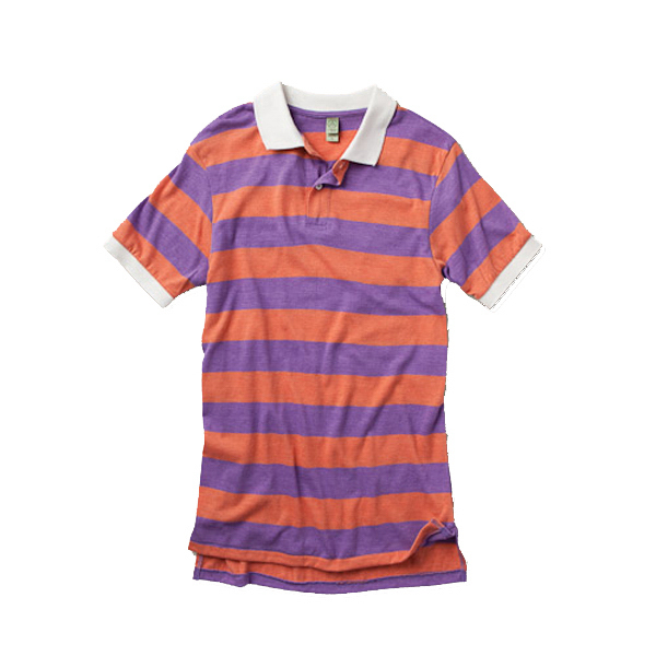 Promotional Men's Ugly Stripe Polo