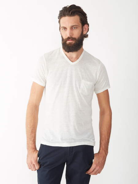 Promotional Men's Leo V-Neck