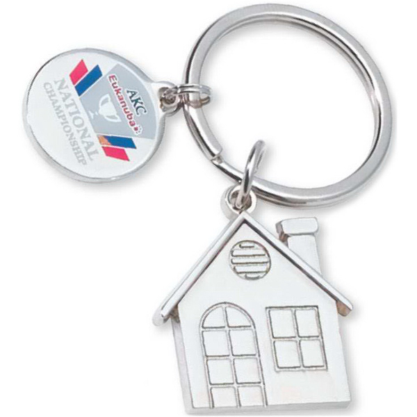 Promotional House Key Ring