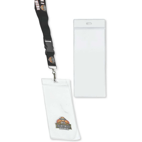 Promotional Ticket Holder