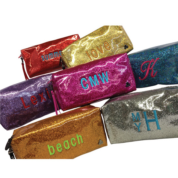 Printed Jazz LG Waterproof Wet/Cosmetic Bag