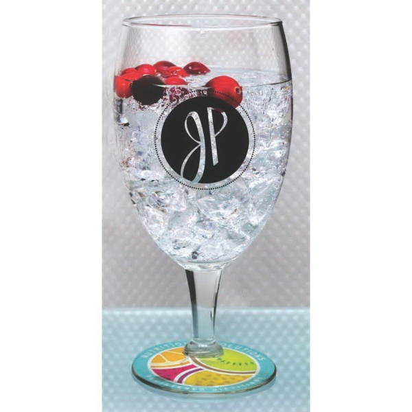 Customized Iced Tea Glass