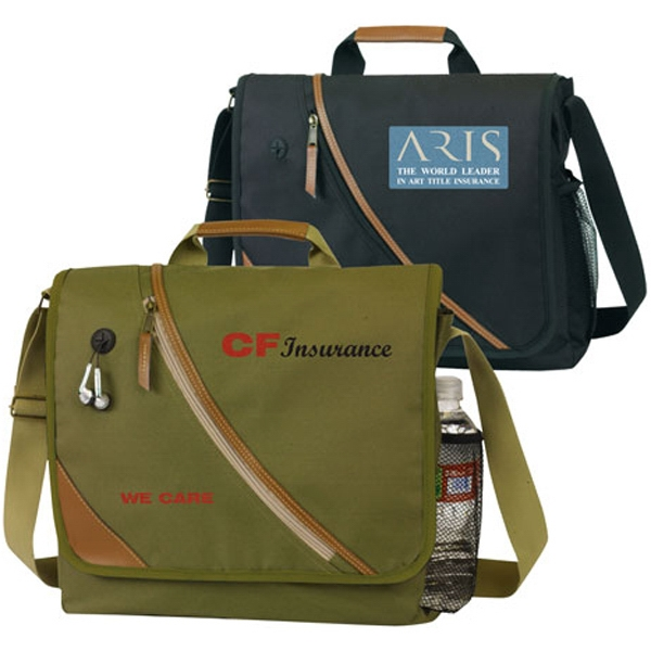 Promotional Urban Messenger Bag