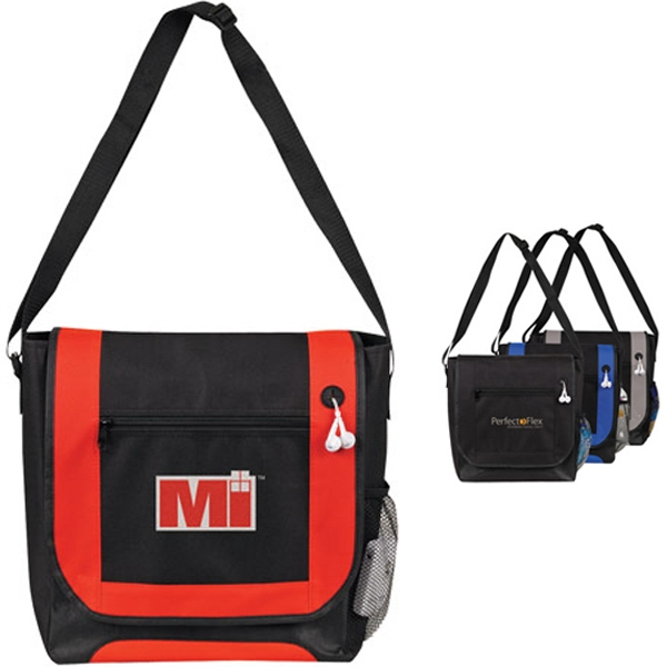 Promotional Budget Hybrid Messenger Bag
