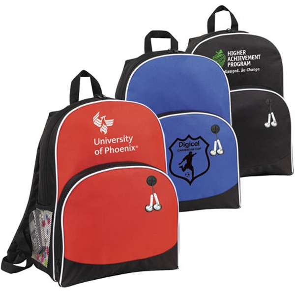 Personalized Activity Backpack