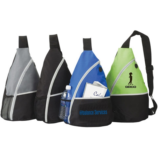 Personalized Lightweight Sling Backpack