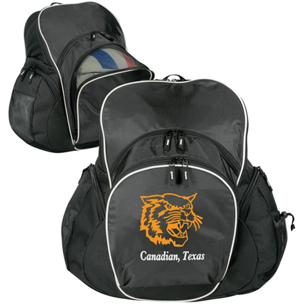 Printed Deluxe Sports Backpack