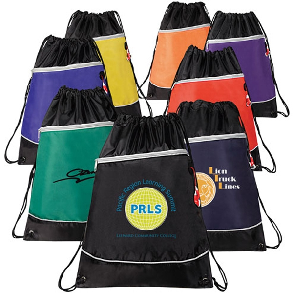 Personalized Activity Drawstring Backpack