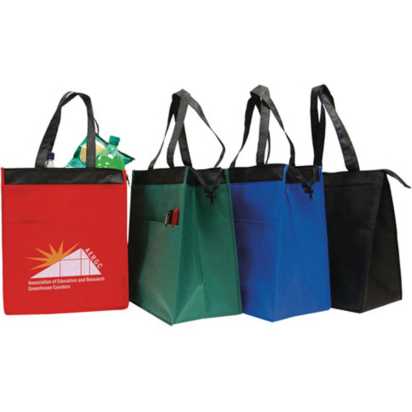 Promotional Large Nonwoven Cooler Tote