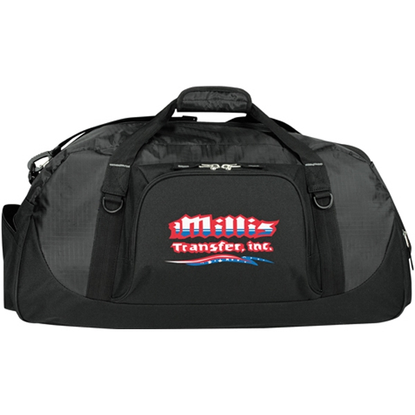 Imprinted Convertible Deluxe Travel Bag / Backpack