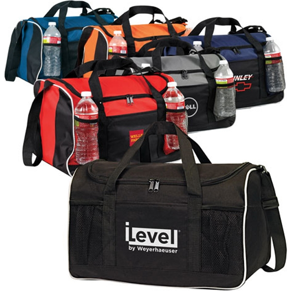 Promotional Sports Duffel