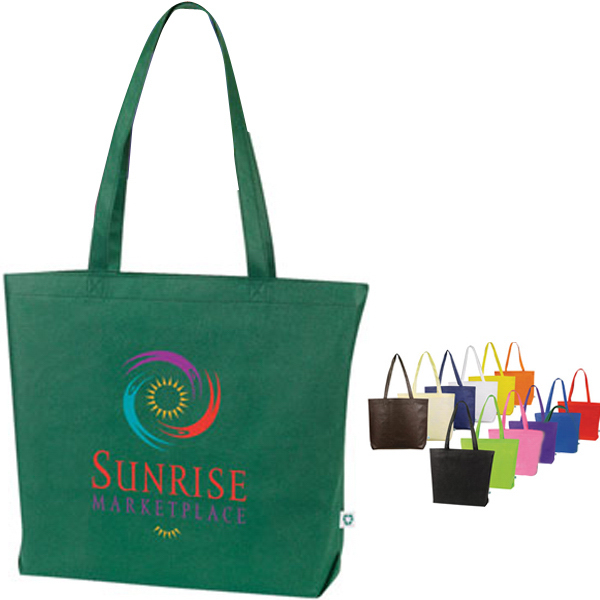 Imprinted Nonwoven Large Promo Tote