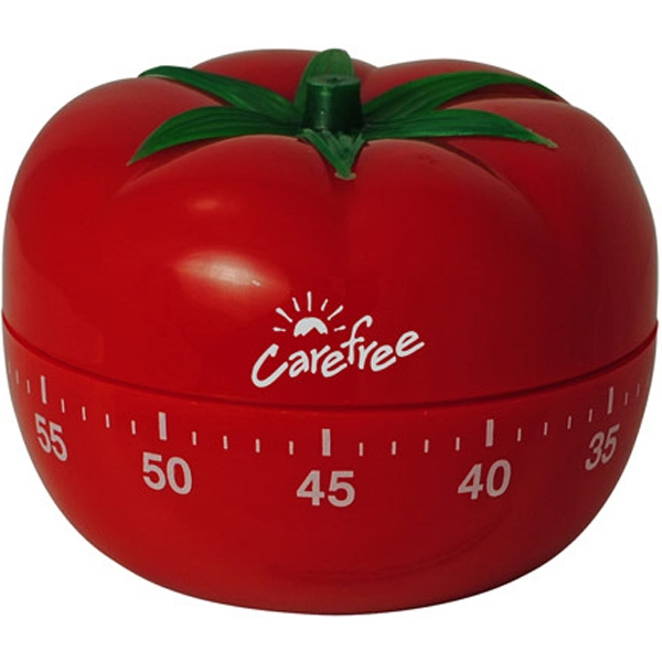 Personalized Tomato Shaped Kitchen Timer