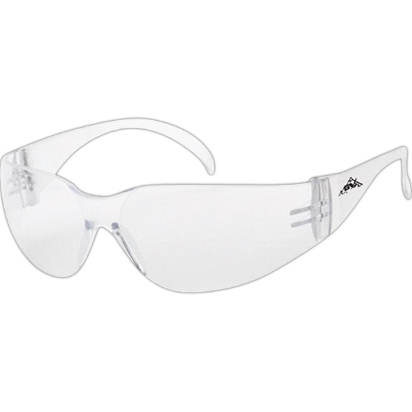 Personalized Unbranded Lightweight Safety Glasses