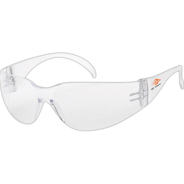 Personalized Unbranded Lightweight Safety Glasses, Anti-Fog