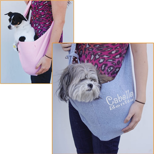 Printed Casual Soft Sling Bag Pet Carrier