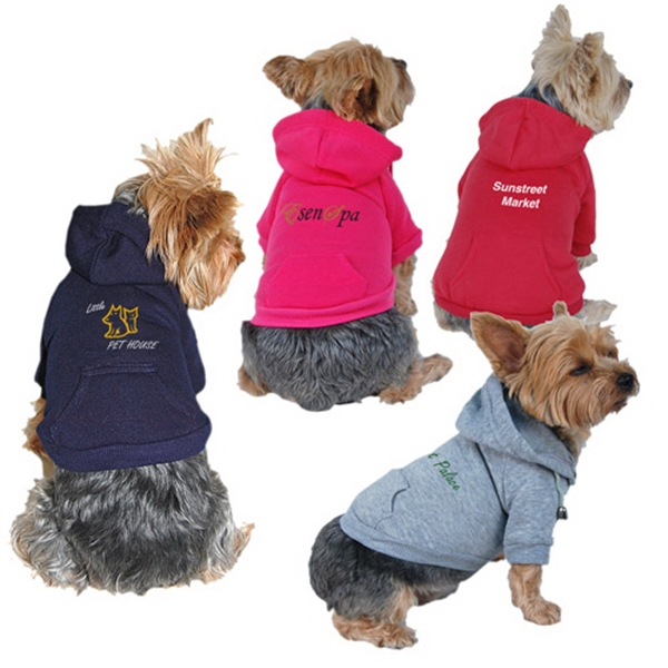 Promotional Dog Hoody Sweatshirt